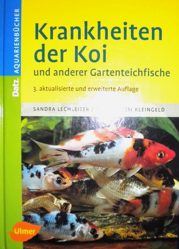Krankheiten der koi und anderer gartenteichfische 174980 for Gartenteichfische shop